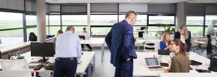Het kantoor van consultancy bureau Been Management Consulting