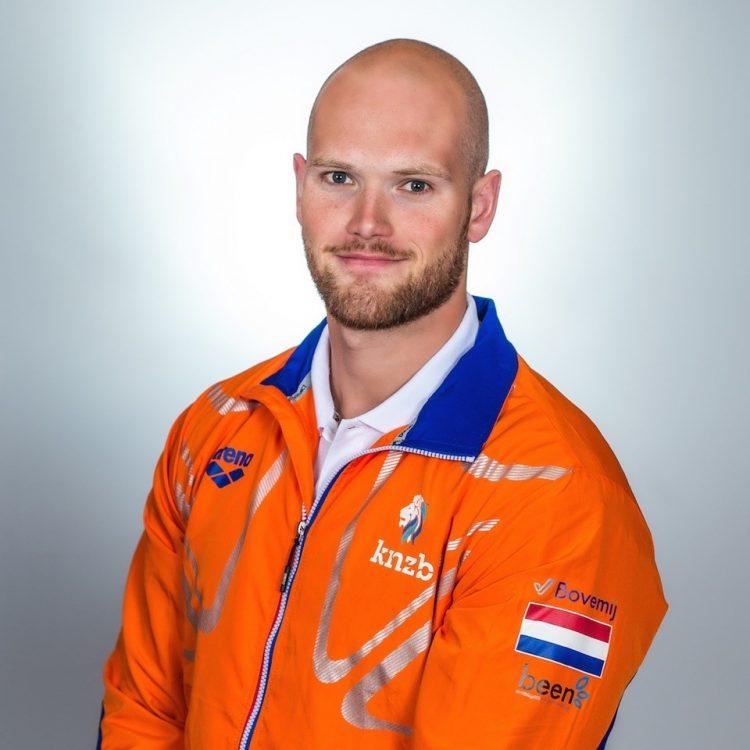 Ruud van der Horst - aanvoerder waterpolo - Been Management Consulting