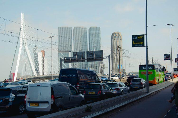 Verkeer en mobiliteit in Rotterdam - Tranzer
